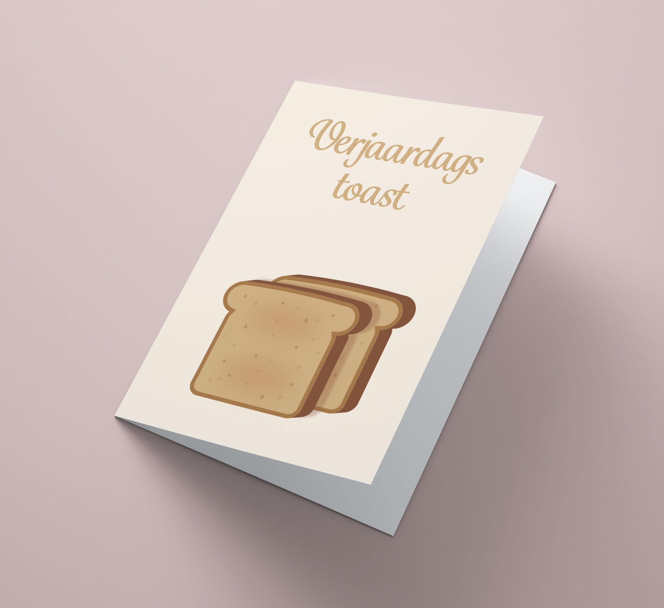 Verjaardags Toast
