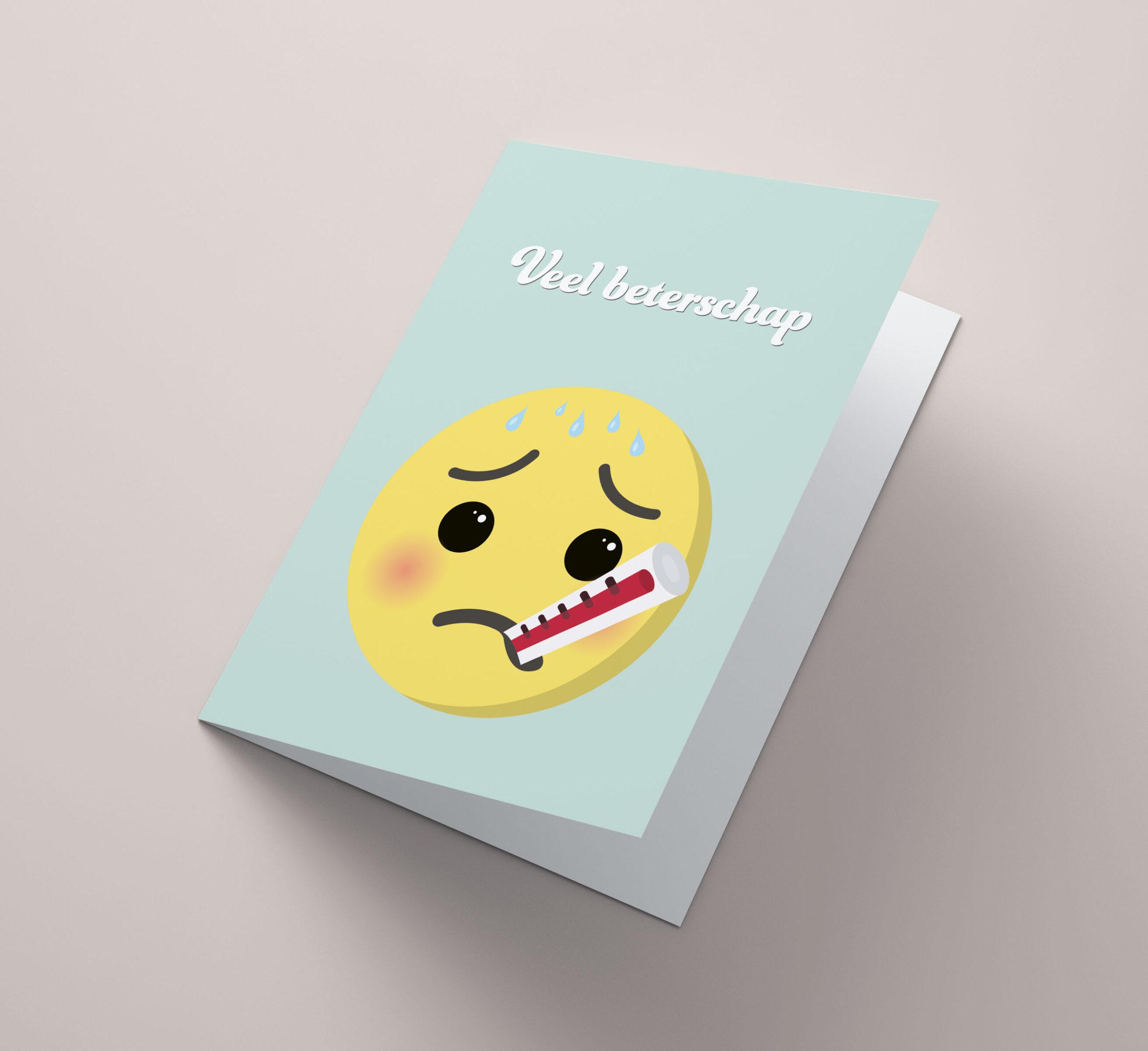 Veel Beterschap Emoji
