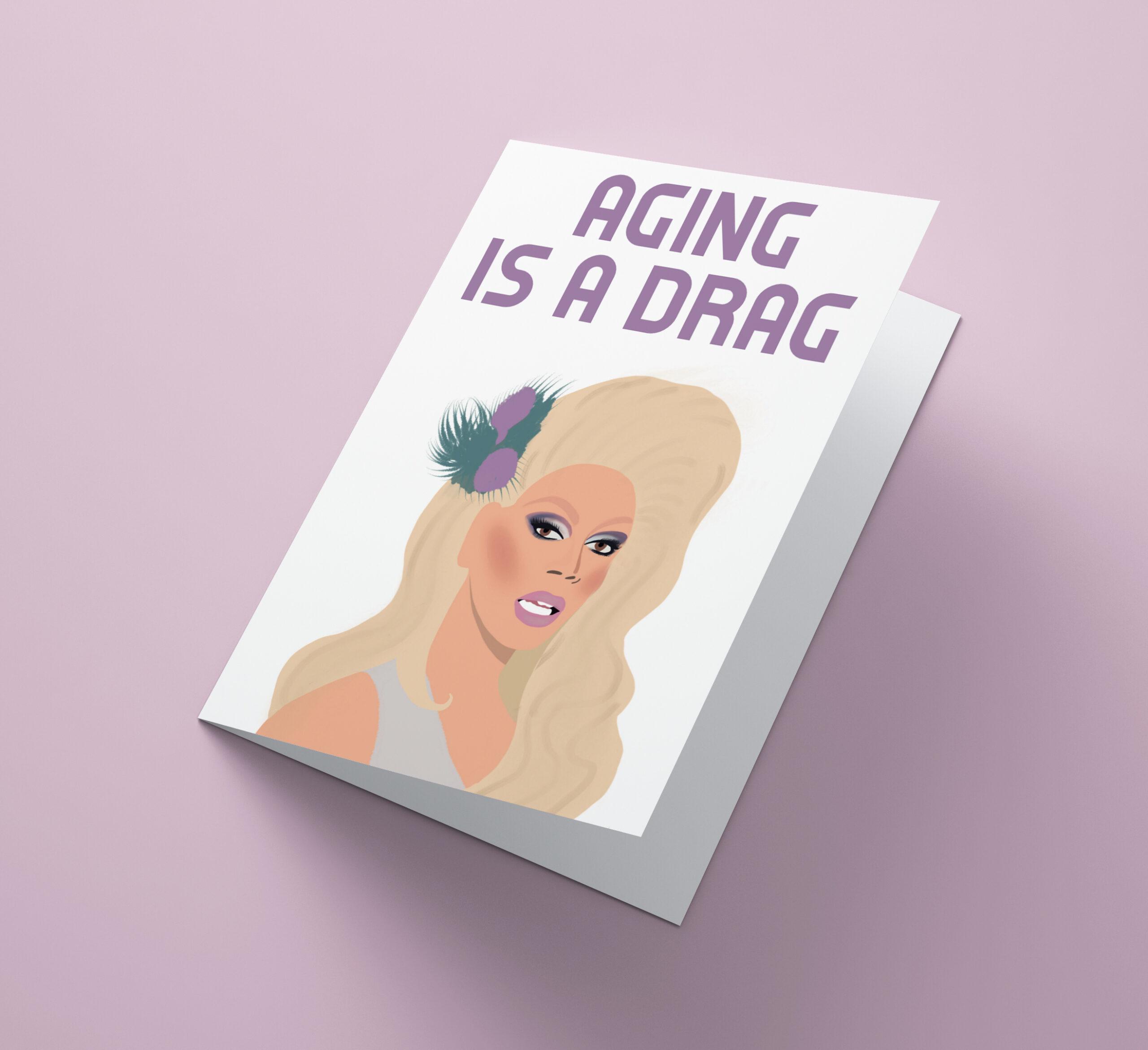 Aging Is A Drag - Rupaul - Netflix