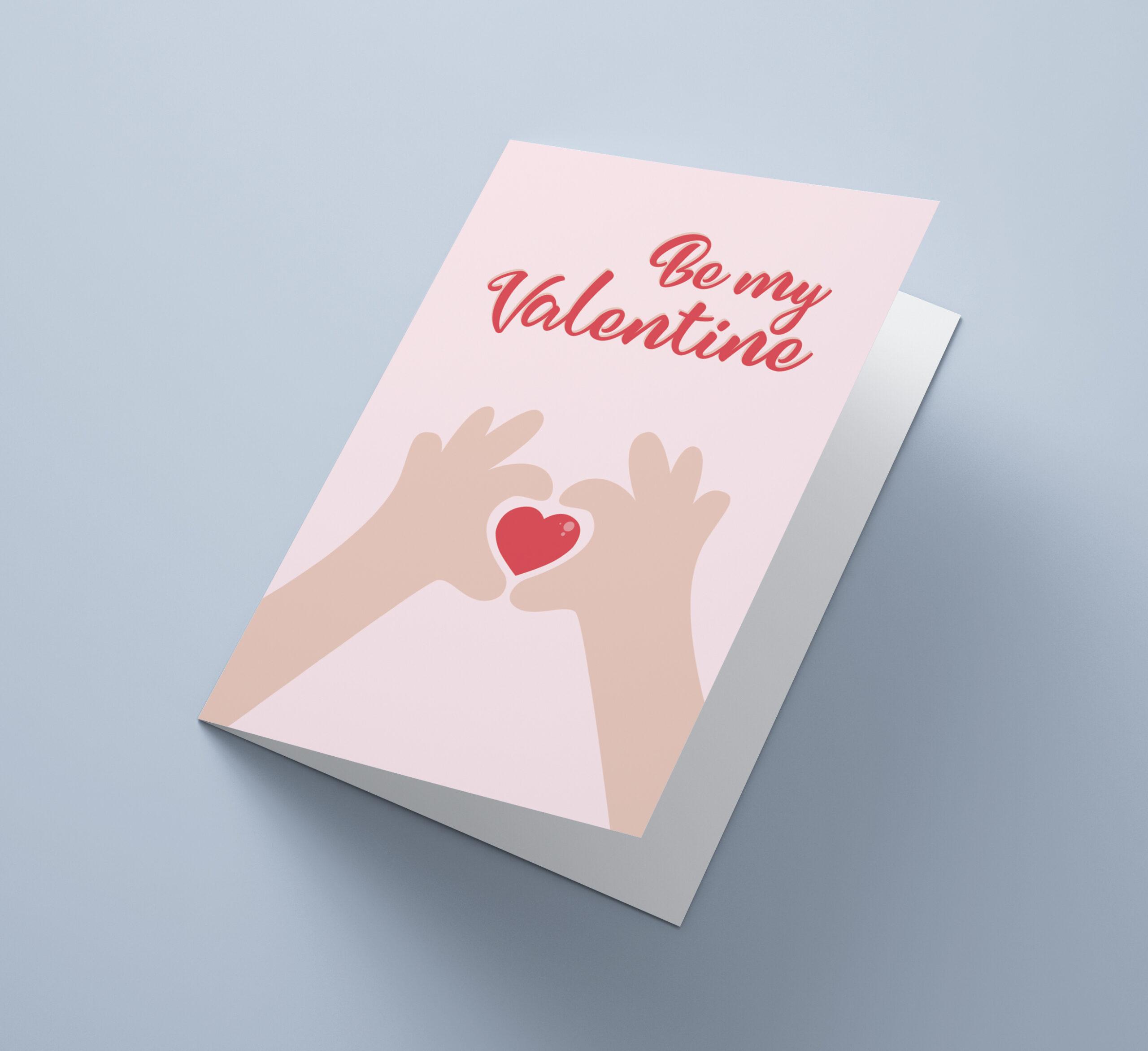 Valentine Hands