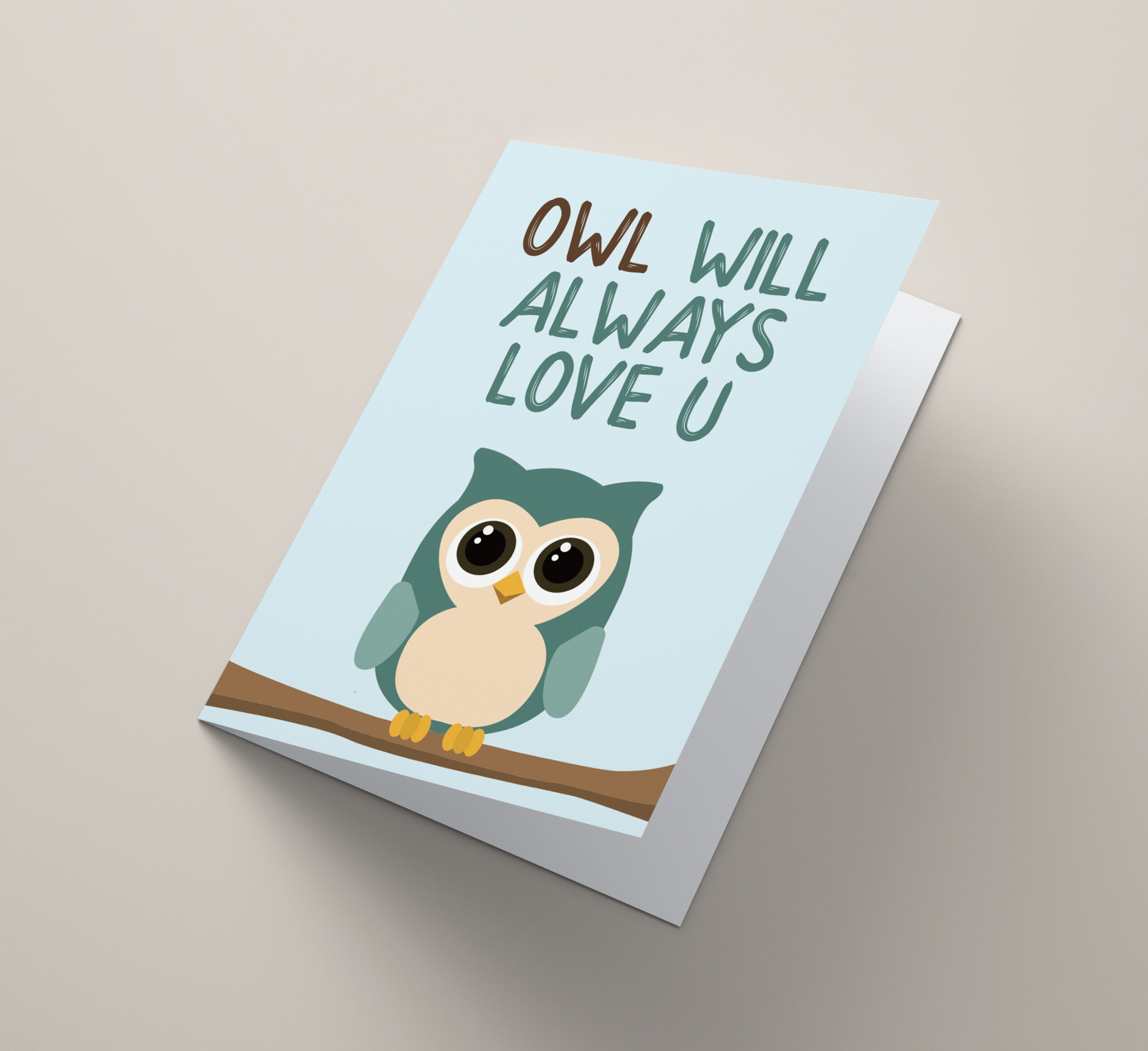 Owl Will Always Love U