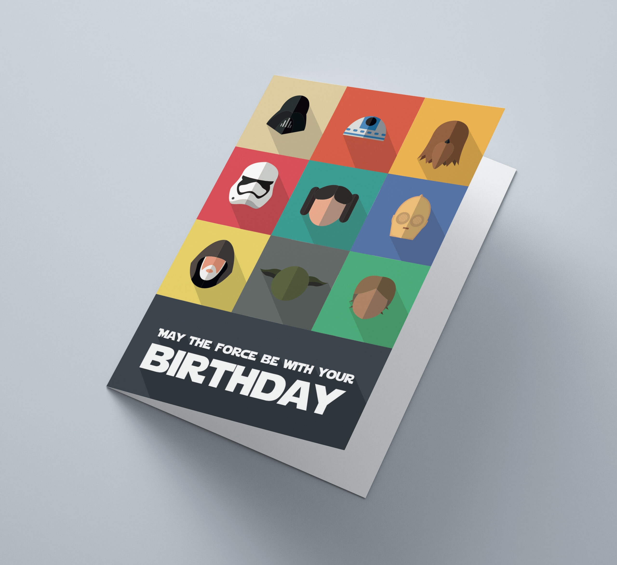 May The Force Be With Your Birthday
