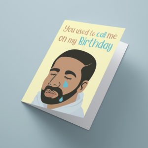 Drake Illustration