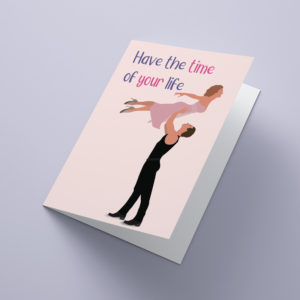 dirty dancing Illustration