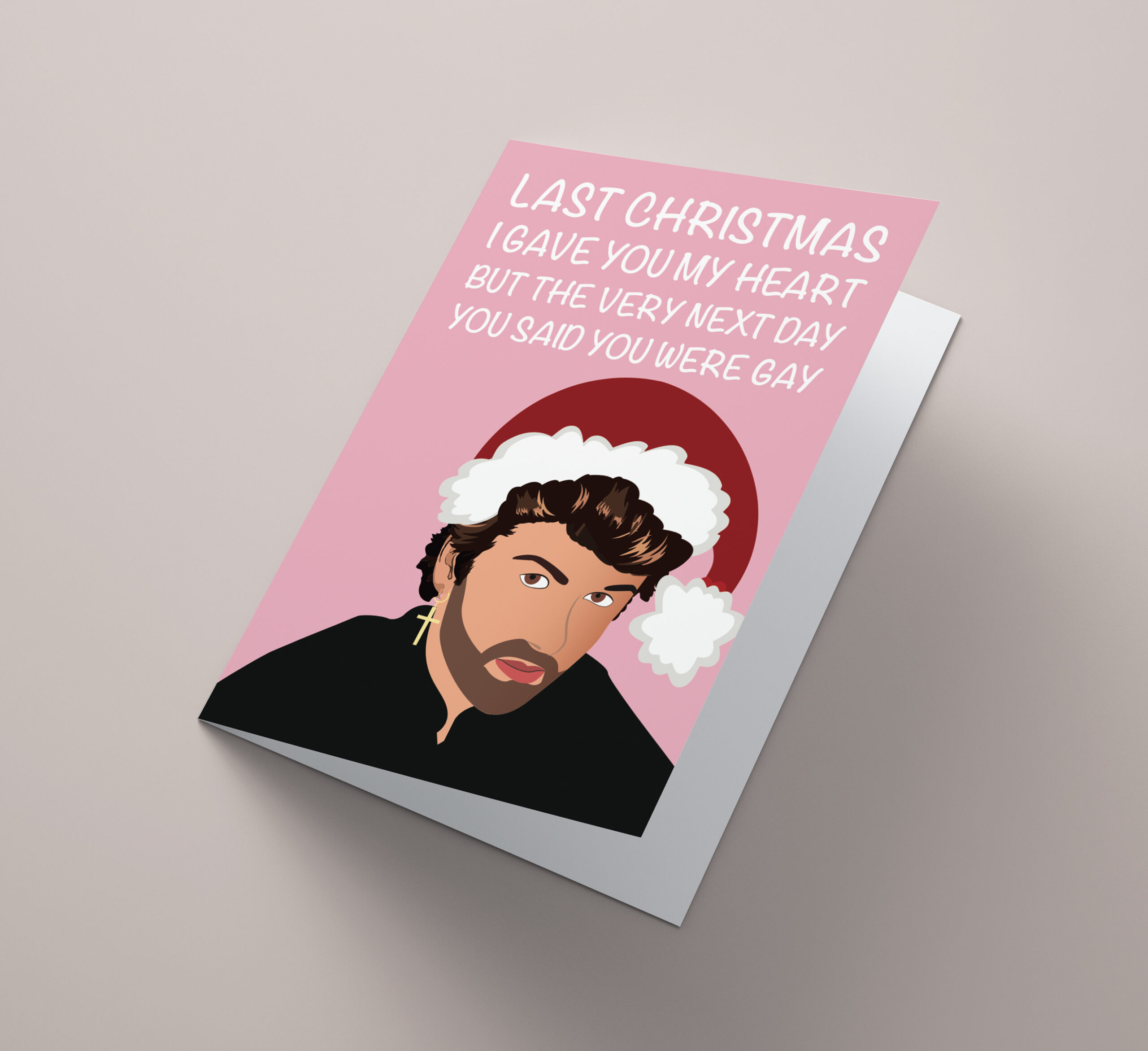 Last Christmas You Were Gay - George Michael