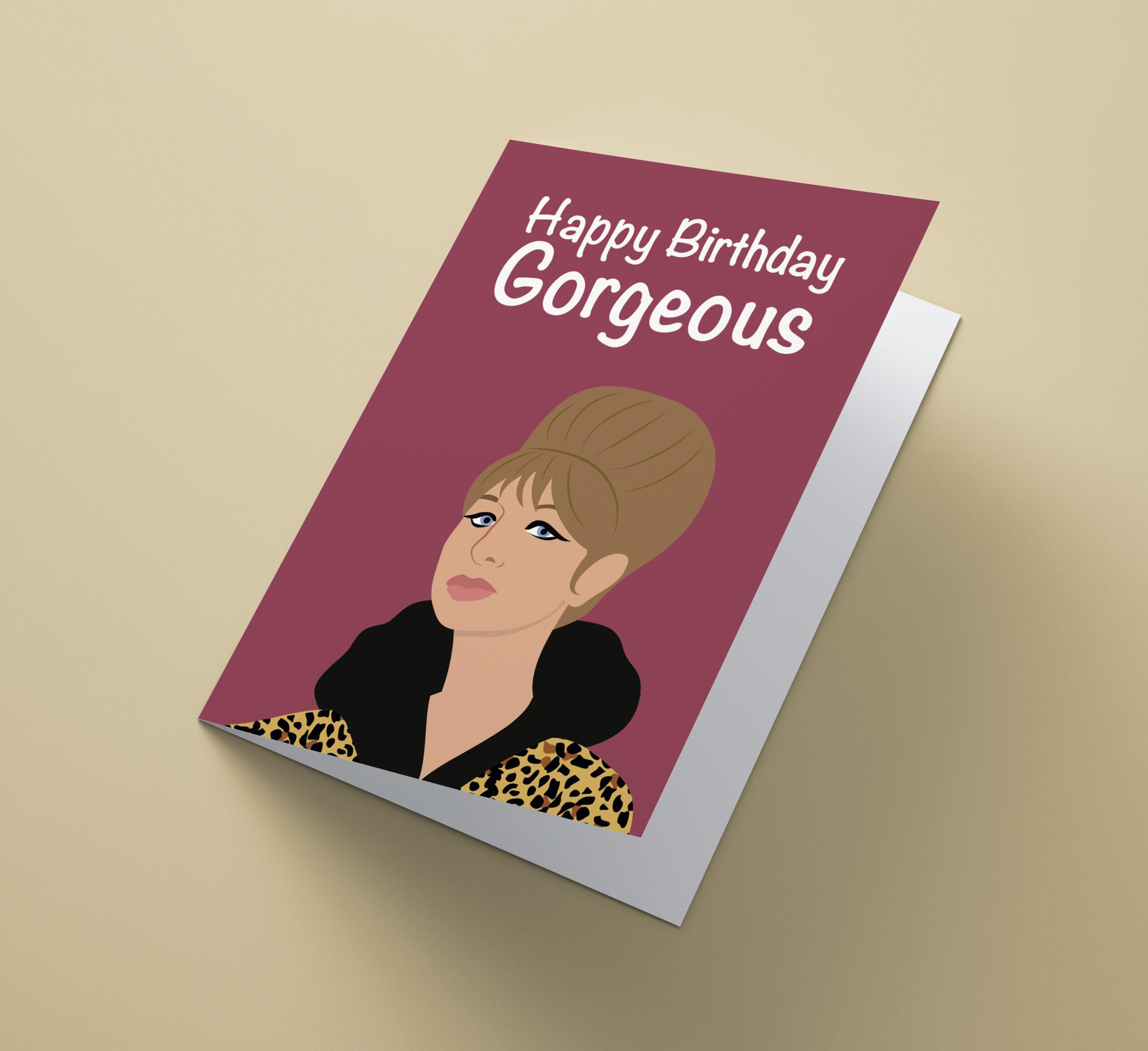 Happy Birthday Gorgeous - Barbra Streisand