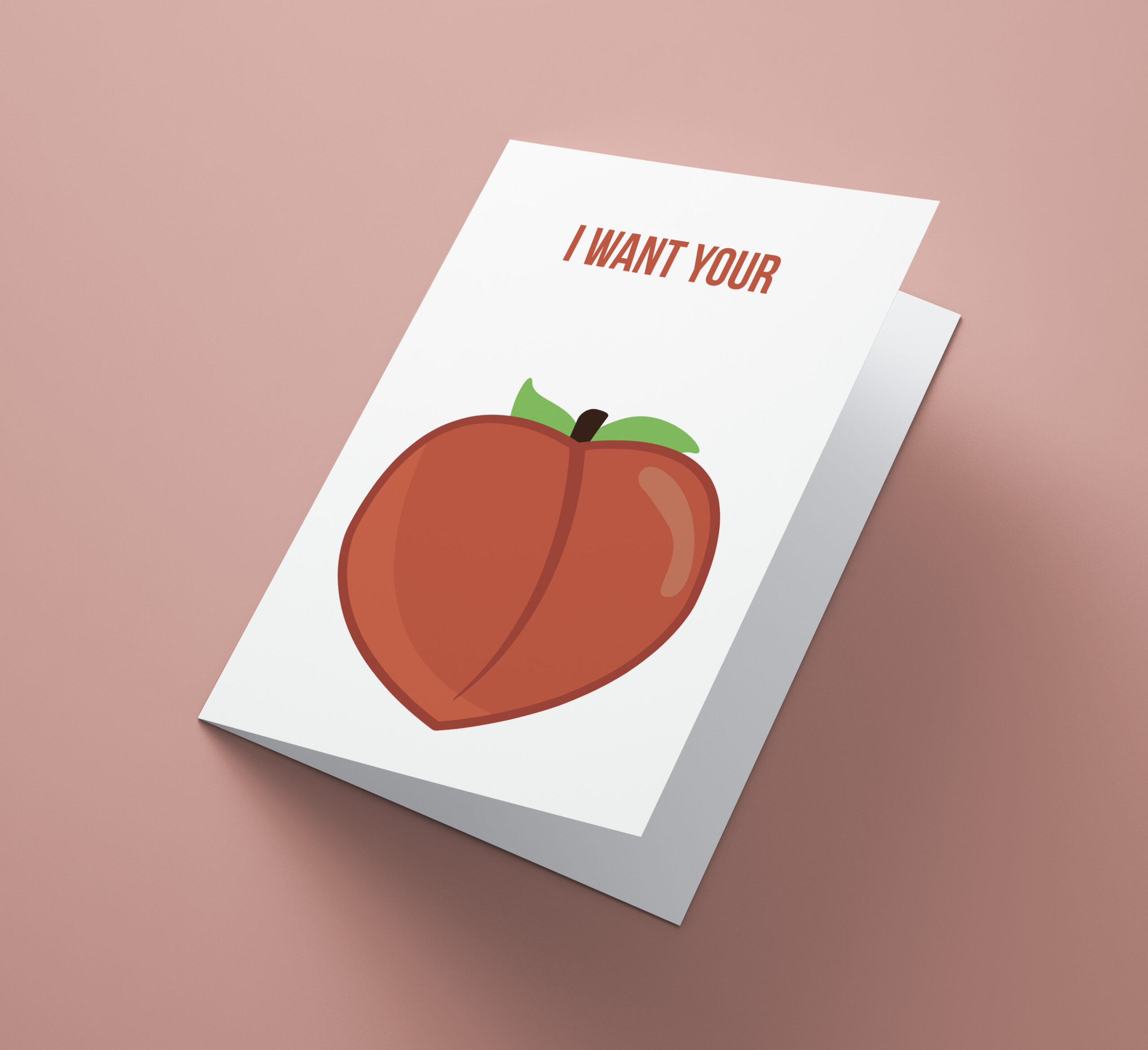 I Want Your Peach