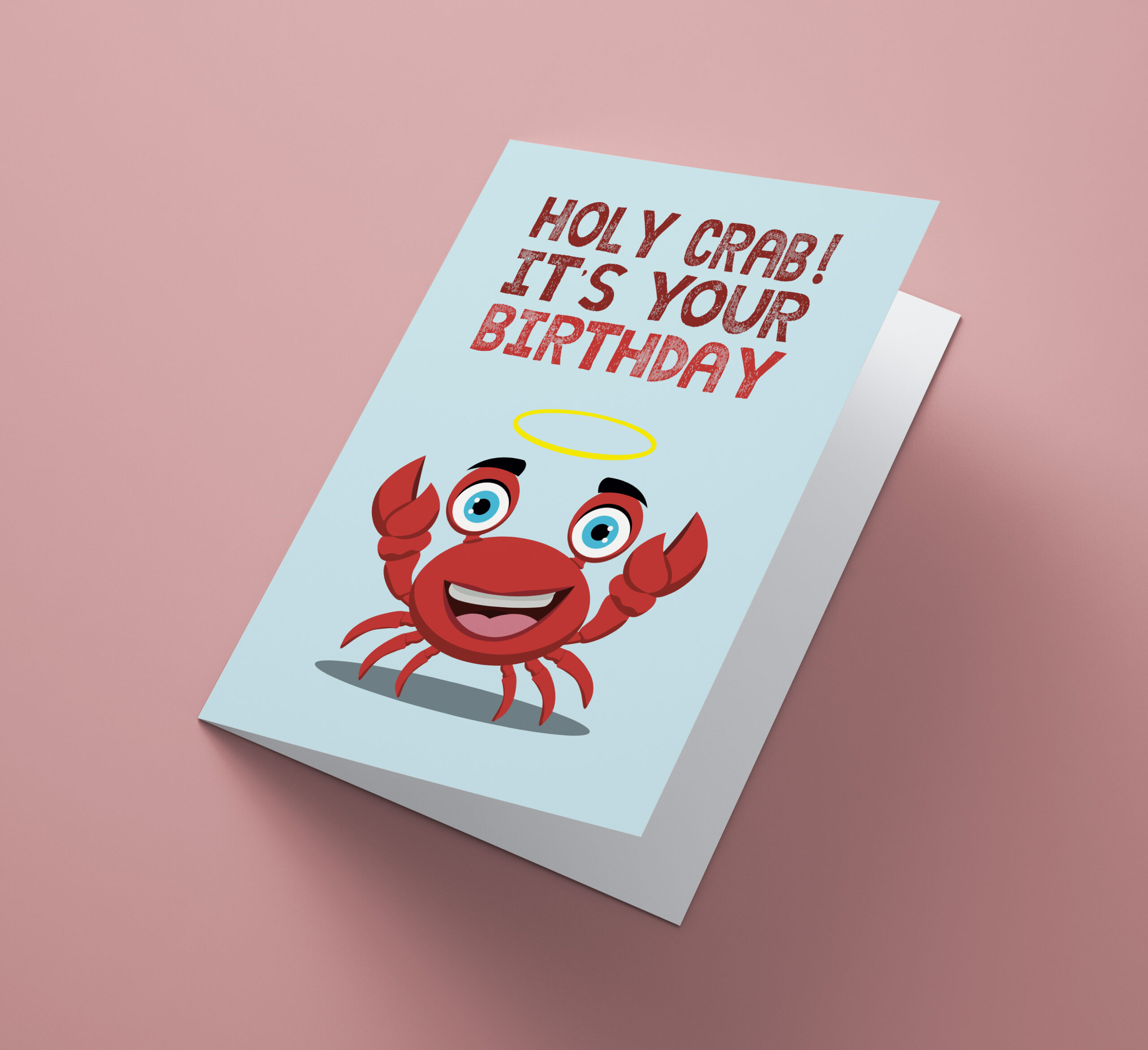 Holy Crab! It's Your Birthday