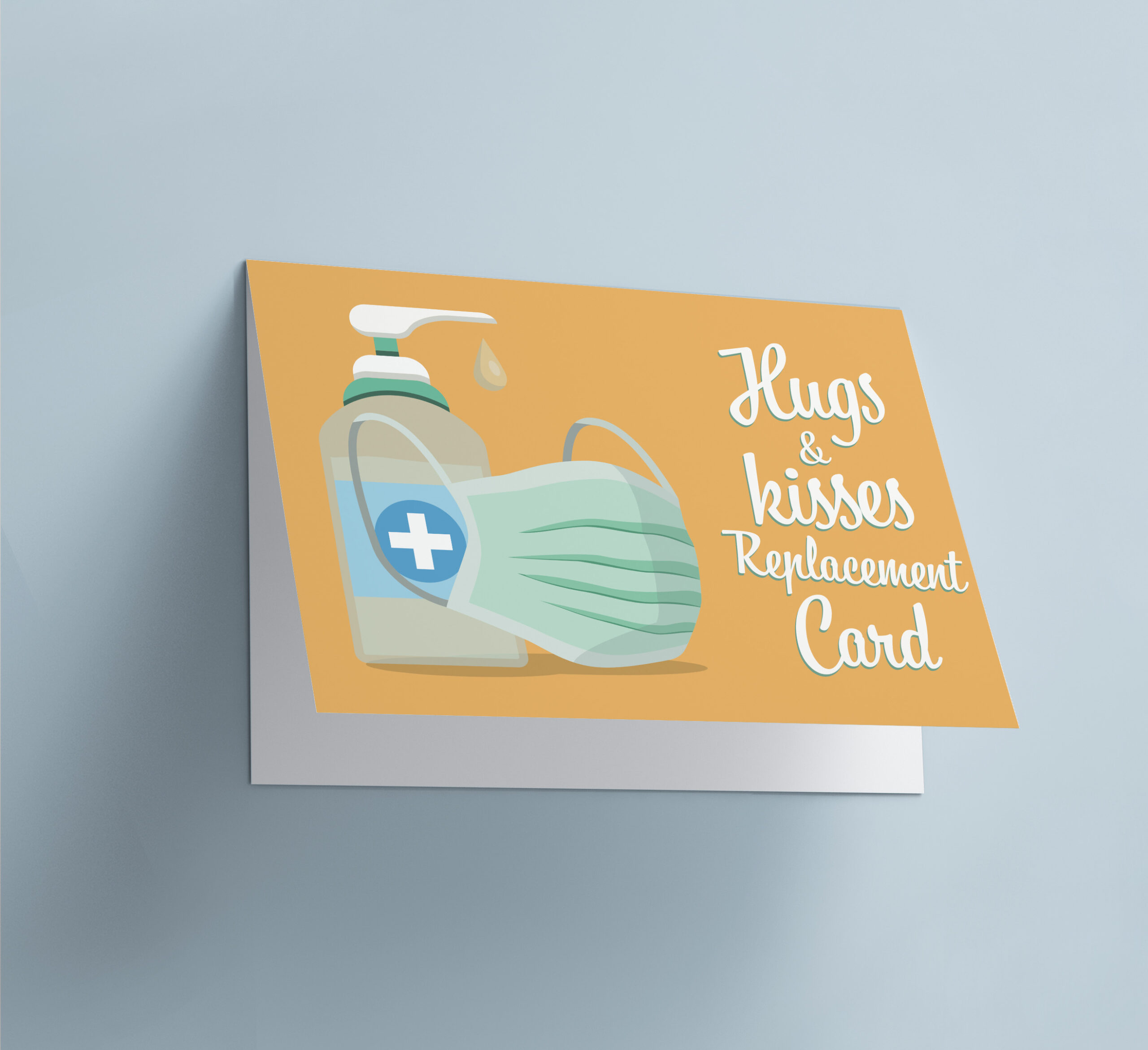 Hugs & Kisses Replacement Card