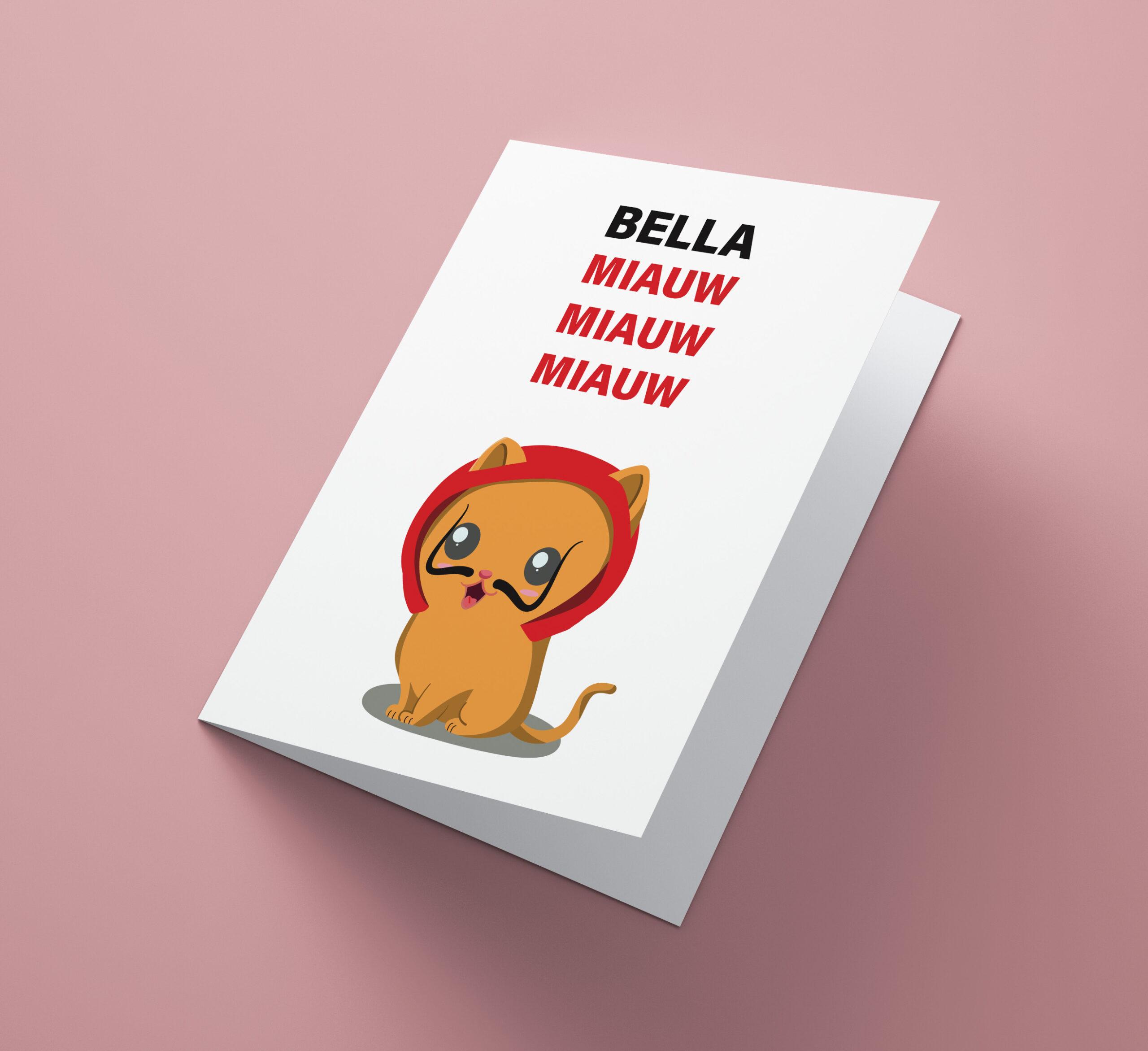 Bella Miauw