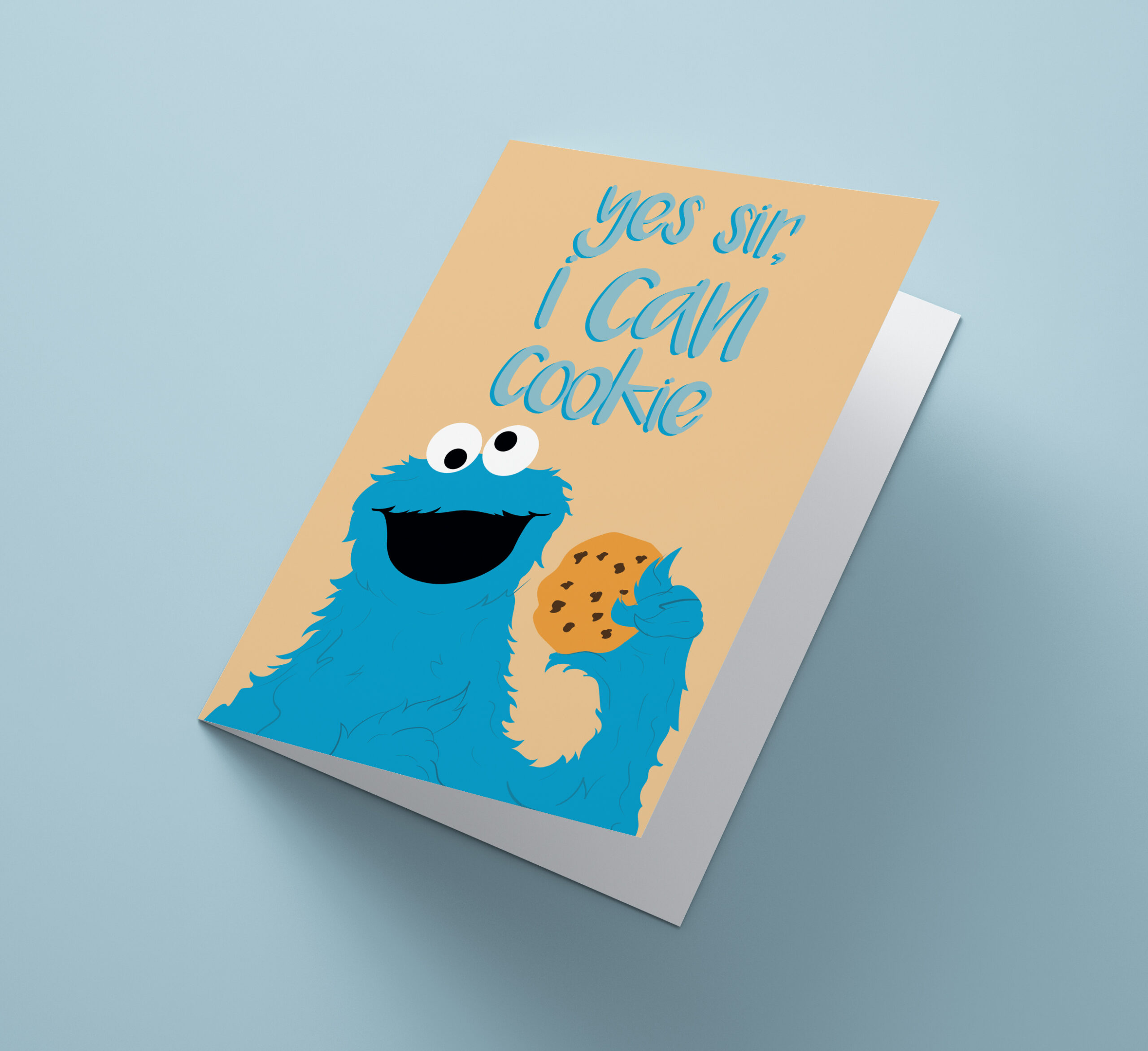 Yes Sir, I Can Cookie